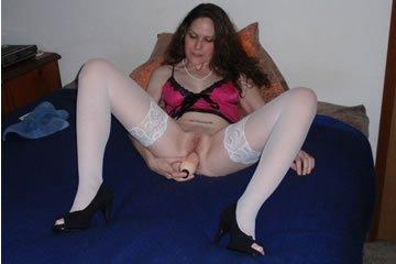 Marlene - pinafotózás a nappaliban