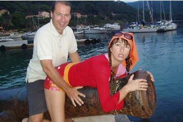 Paulette - pikáns nyaralási szexfotók