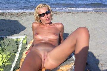 Violetta - nudista nyaralás és fotózás