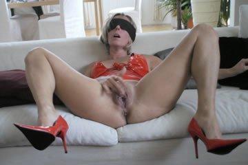 Amatőr MILF szex
