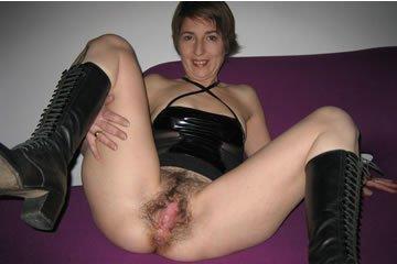 Érett nő amatőr szex