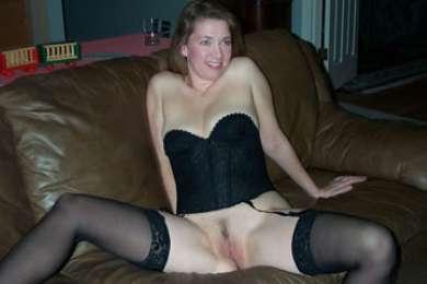 Amatőr szexképek - MILF szex