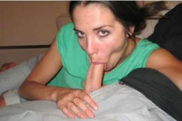 Louise - lepcses szájú feleség punci