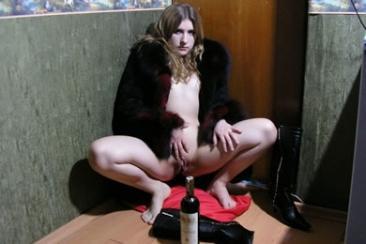 Tatiana - szexi orosz tini barátnő