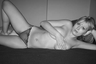 Patricia - meztelen barátnő fotózás