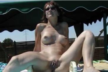 Clarisse - francia MILF szexképei